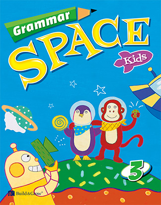 Grammar Space, Kids 3