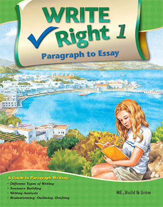 Write Right-Paragraph to Essay 1
