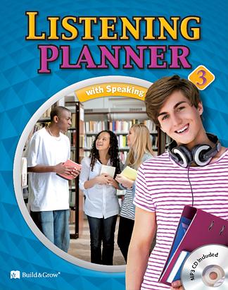 Listening Planner 3 (New Edition)