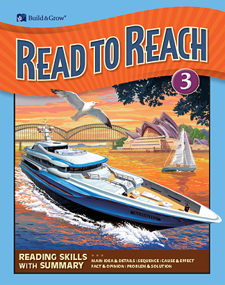 Read to Reach 3