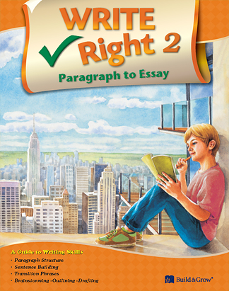 Write Right-Paragraph to Essay 2